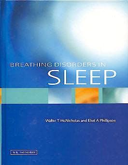 Portada del libro 9780702025105 Breathing Disorders in Sleep