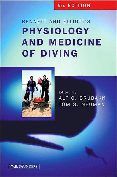 Portada del libro 9780702025716 Bennett and Elliotts' Physiology and Medicine of Diving