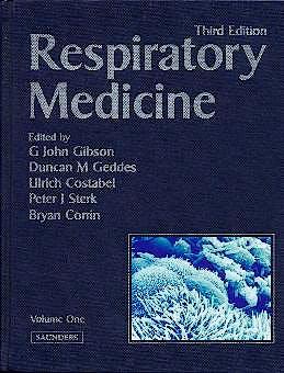 Portada del libro 9780702026133 Respiratory Medicine, 2 Vols. + Cd-Rom