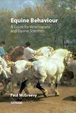 Portada del libro 9780702026348 Equine Behavior: A Guide for Veterinarians and Equine Scientists
