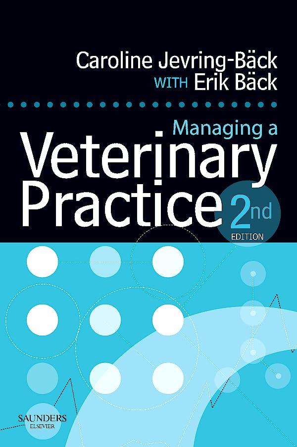Portada del libro 9780702028205 Managing a Veterinary Practice