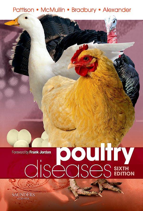 Portada del libro 9780702028625 Poultry Diseases
