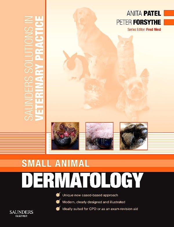 Portada del libro 9780702028700 Saunders Solutions in Veterinary Practice: Small Animal Dermatology