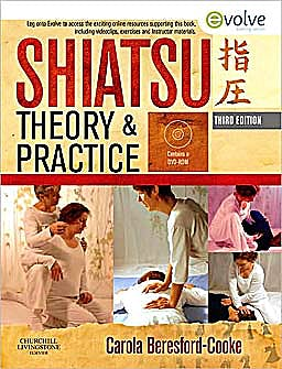 Portada del libro 9780702029639 Shiatsu Theory and Practice