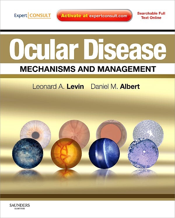Portada del libro 9780702029837 Ocular Disease. Mechanisms and Management (Online and Print)