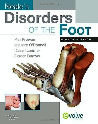 Portada del libro 9780702030291 Neale's Disorders of the Foot