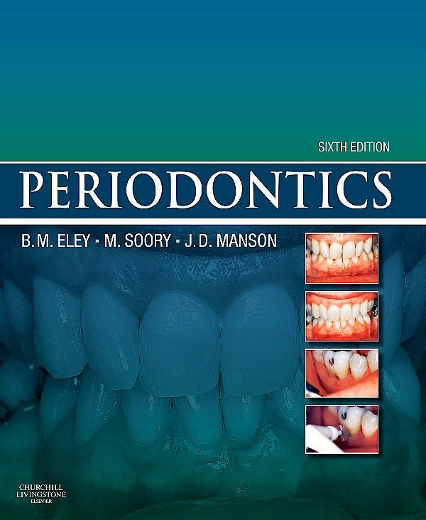 Portada del libro 9780702030659 Periodontics