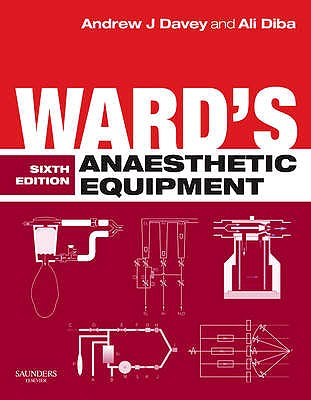 Portada del libro 9780702030949 Ward's Anaesthetic Equipment