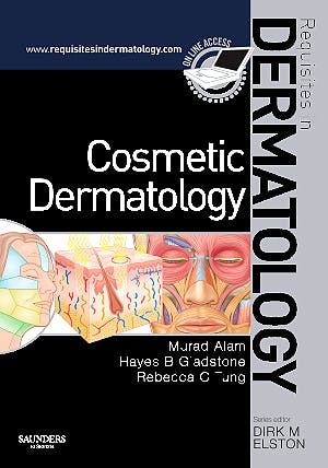 Portada del libro 9780702031434 Cosmetic Dermatology. Requisites in Dermatology Series