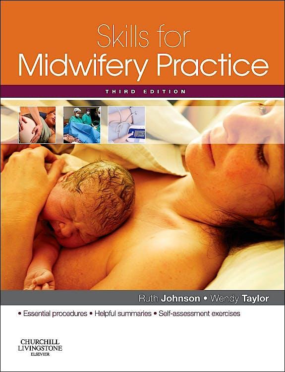 Portada del libro 9780702031465 Skills for Midwifery Practice
