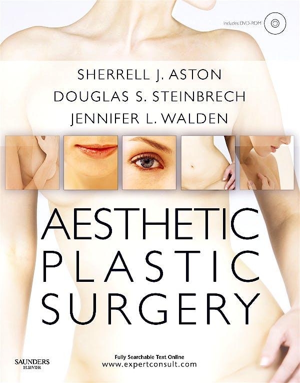 Portada del libro 9780702031687 Aesthetic Plastic Surgery + Dvd