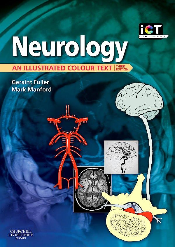 Portada del libro 9780702032240 Neurology. an Illustrated Colour Text