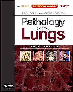 Portada del libro 9780702033698 Pathology of the Lungs (Online and Print)