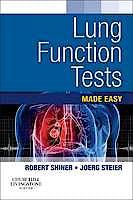Portada del libro 9780702035203 Lung Function Tests Made Easy