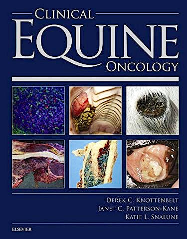 Portada del libro 9780702042669 Clinical Equine Oncology