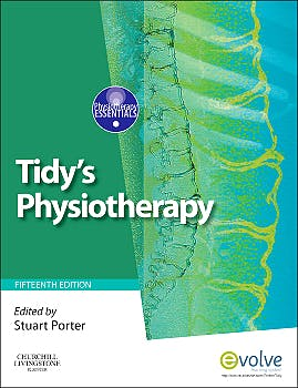 Portada del libro 9780702043444 Tidy's Physiotherapy