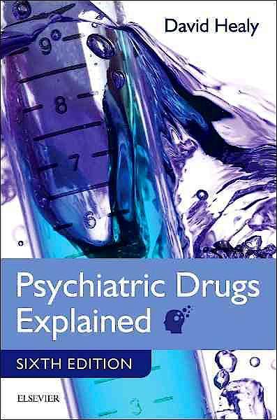 Portada del libro 9780702045080 Psychiatric Drugs Explained