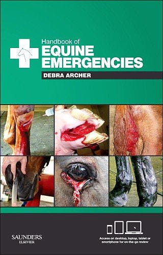 Portada del libro 9780702045455 Handbook of Equine Emergencies