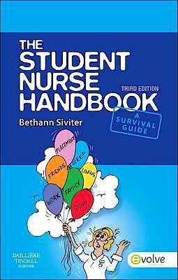 Portada del libro 9780702045790 The Student Nurse Handbook