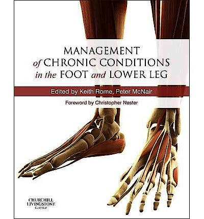 Portada del libro 9780702047695 Management of Chronic Conditions in the Foot and Lower Leg