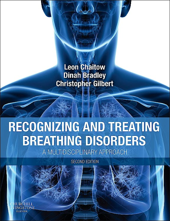 Portada del libro 9780702049804 Recognizing and Treating Breathing Disorders. A Multidisciplinary Approach