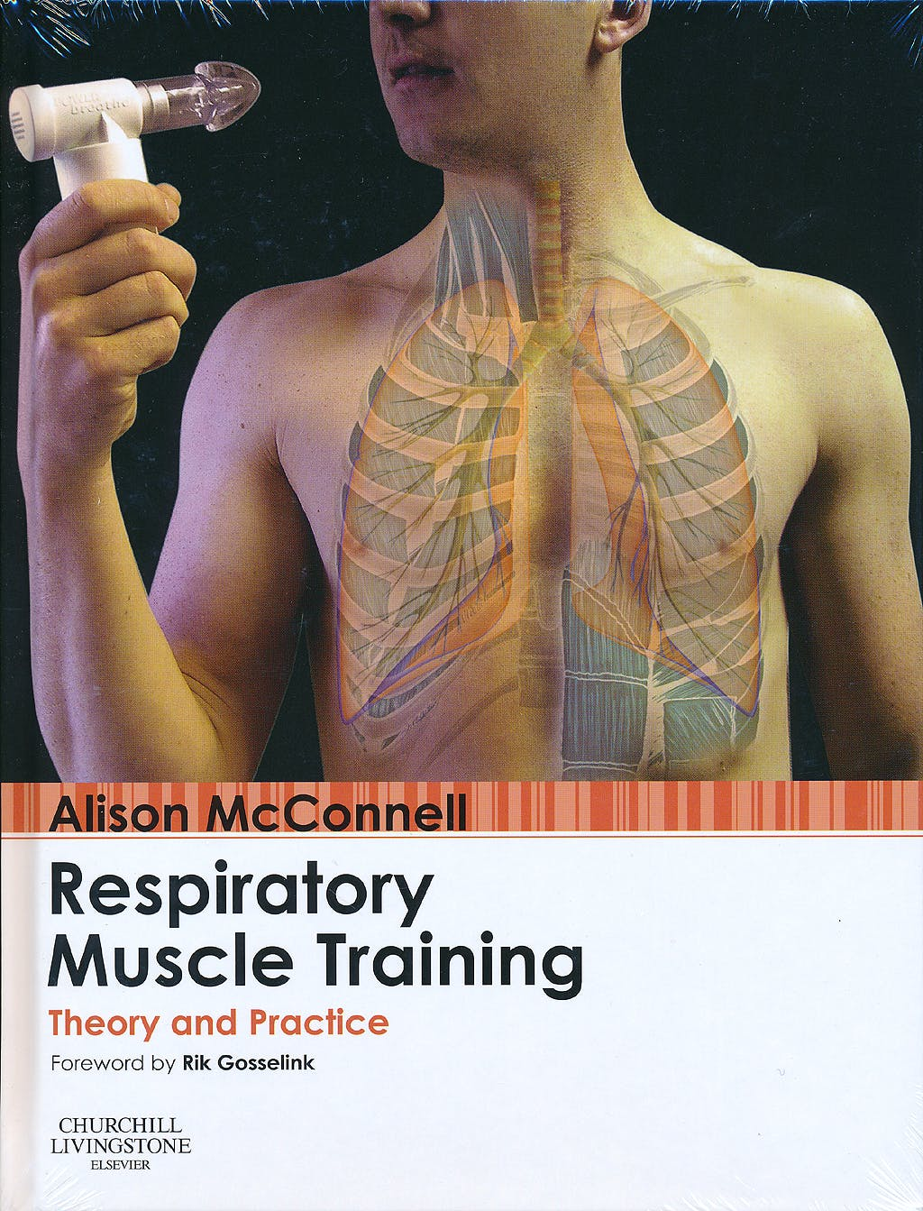 Portada del libro 9780702050206 Respiratory Muscle Training. Theory and Practice + Online Access