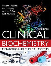 Portada del libro 9780702051401 Clinical Biochemistry. Metabolic and Clinical Aspects (Online and Print)