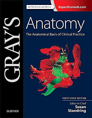 Portada del libro 9780702052309 Gray's Anatomy. The Anatomical Basis of Clinical Practice (Online and Print)