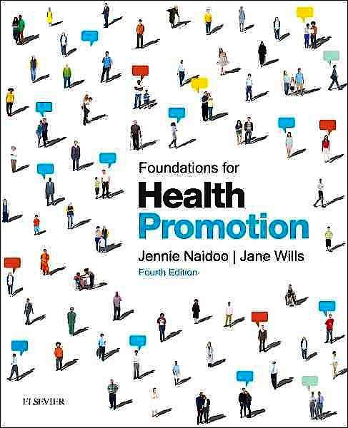 Portada del libro 9780702054426 Foundations for Health Promotion