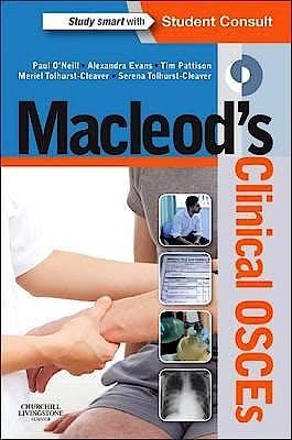 Portada del libro 9780702054815 Macleod's Clinical Osces