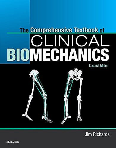 Portada del libro 9780702054907 The Comprehensive Textbook of Clinical Biomechanics (No Access to Course)
