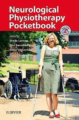 Portada del libro 9780702055089 Neurological Physiotherapy Pocketbook