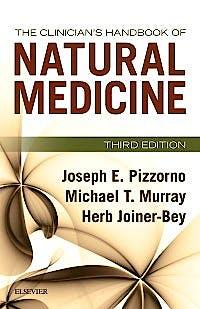Portada del libro 9780702055140 The Clinician's Handbook of Natural Medicine
