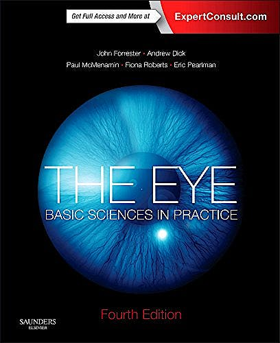 Portada del libro 9780702055546 The Eye. Basic Sciences in Practice (Print and Online)