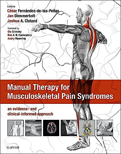 Portada del libro 9780702055768 Manual Therapy for Musculoskeletal Pain Syndromes. An Evidence- and Clinical-Informed Approach