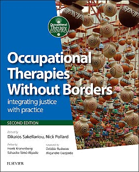 Portada del libro 9780702059209 Occupational Therapies without Borders. Integrating Justice with Practice