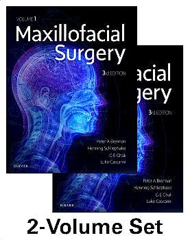 Portada del libro 9780702060564 Maxillofacial Surgery, 2 Vols.