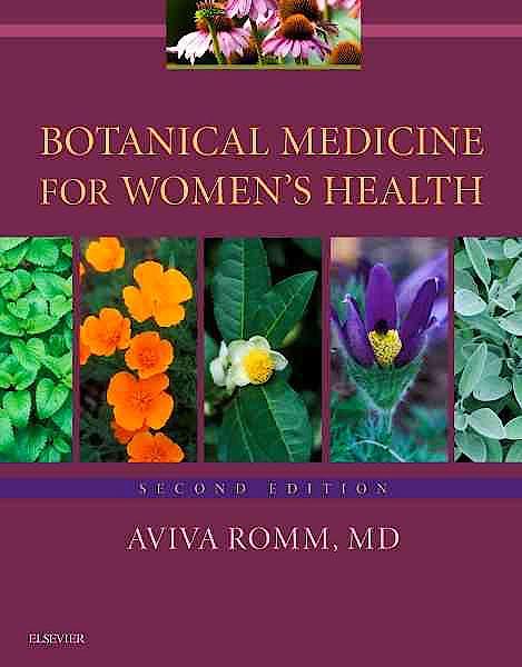 Portada del libro 9780702061936 Botanical Medicine for Women's Health