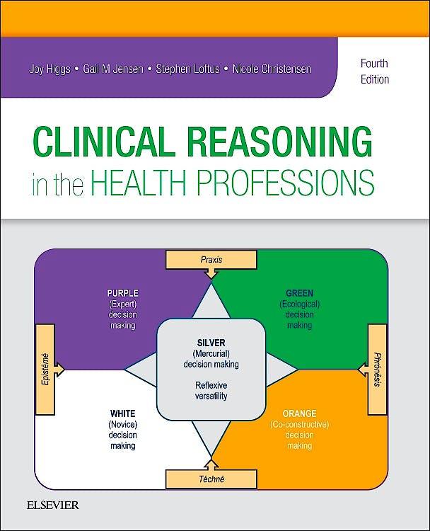 Portada del libro 9780702062247 Clinical Reasoning in the Health Professions