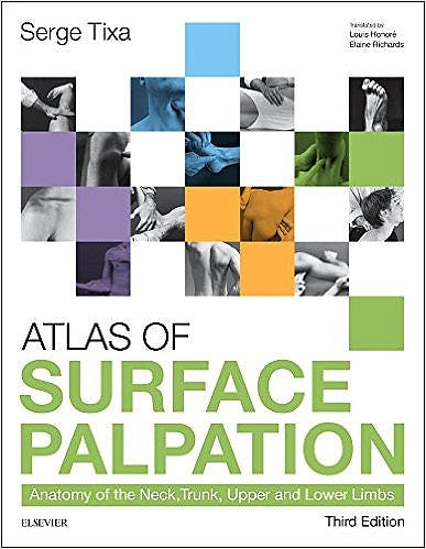 Atlas of Surface Palpation. Anatomy of the Neck, Trunk ...