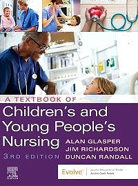 Portada del libro 9780702062322 A Textbook of Children's and Young People's Nursing