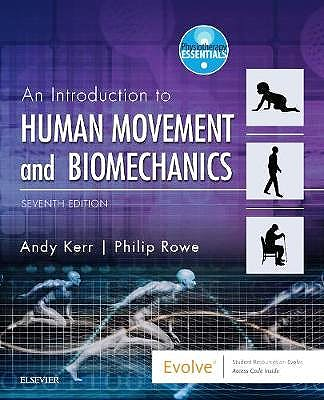 Portada del libro 9780702062360 An Introduction to Human Movement and Biomechanics