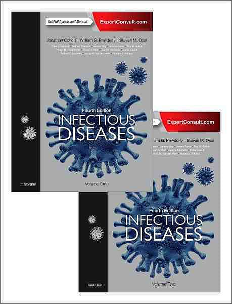 Portada del libro 9780702062858 Infectious Diseases, 2 Vols. (Online and Print)