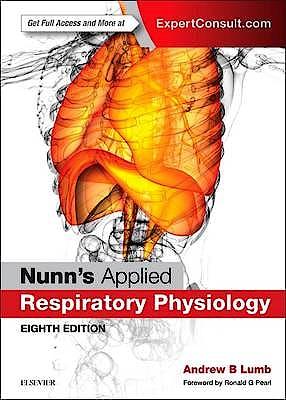 Portada del libro 9780702062940 Nunn's Applied Respiratory Physiology (Online and Print)