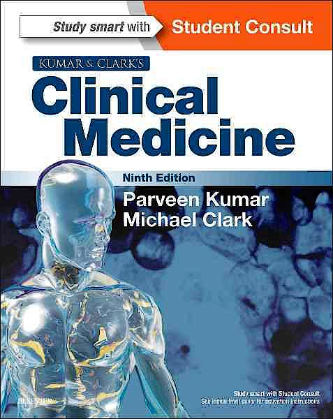 Portada del libro 9780702066016 Kumar and Clark's Clinical Medicine + Online Access