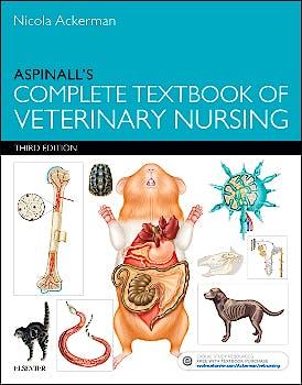 Portada del libro 9780702066023 Aspinall's Complete Textbook of Veterinary Nursing