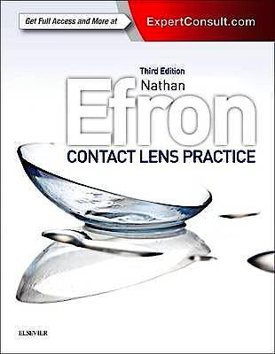 Portada del libro 9780702066603 Contact Lens Practice (Online and Print)