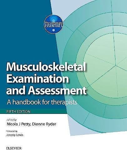 Portada del libro 9780702067174 Musculoskeletal Examination and Assessment. A Handbook for Therapists