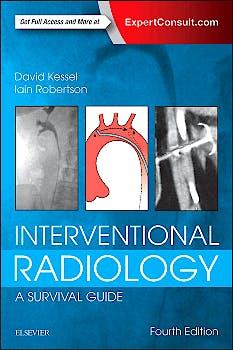 Portada del libro 9780702067303 Interventional Radiology: A Survival Guide