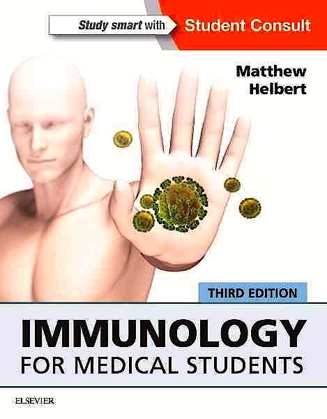 Portada del libro 9780702068010 Immunology for Medical Students + Online Access
